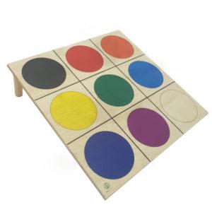 Доска для отбивания цветная BeBalance
