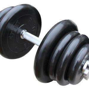 ГРРА-25 Гантель разборная обрезиненная Антат 25 кг