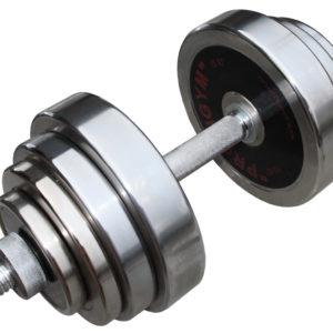 ГРРА-40 Гантель разборная обрезиненная Антат 40 кг