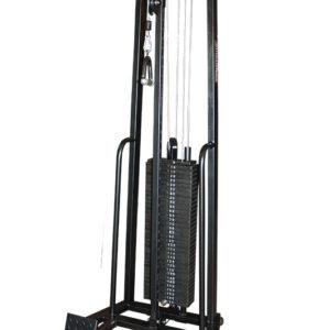 ТГ-0390-С Блочная стойка регулируемая с упором для ног
