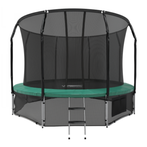 Батут Eclipse Space Twin Green 12FT